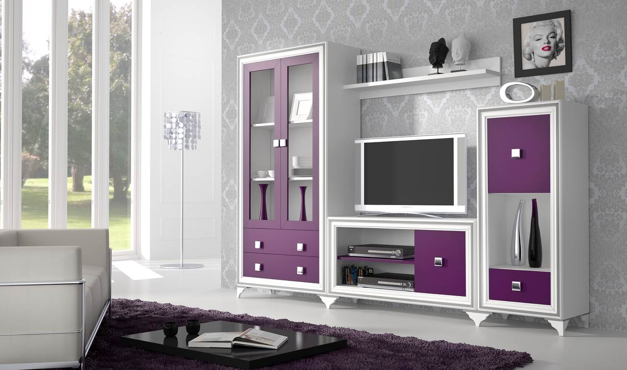 Catalogos de muebles de salon modernos idee per interni for Catalogo muebles salon